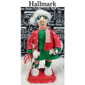 Hallmark Dancing Jingle Bell Rock Maxine